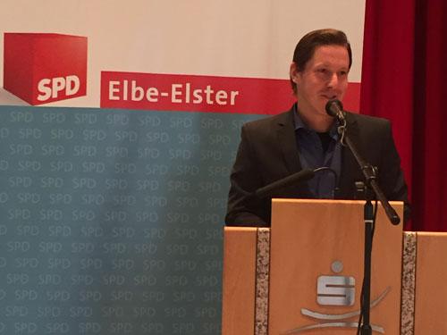 Nominierung Bundestagskandidat