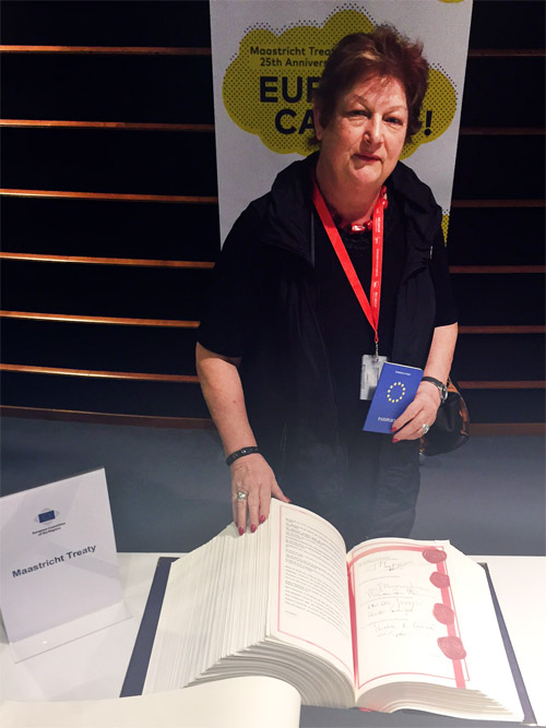 25 Jahre Vertrag von Maastricht