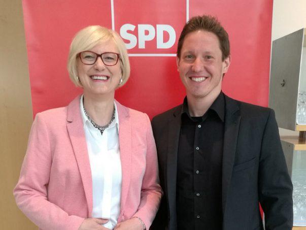 Dagmar Ziegler märkische Spitzenkandidatin