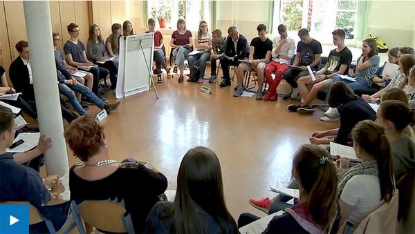 Görlitzer Dialog – Bericht vom Mitteldeutschen Rundfunk