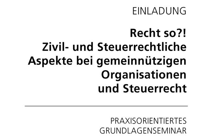 Seminar am 4. Juli 2017 in Bad Belzig