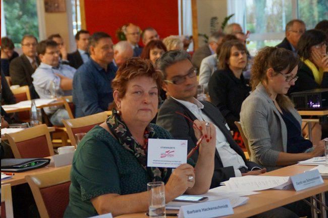 Mitgliederversammlung pro agro