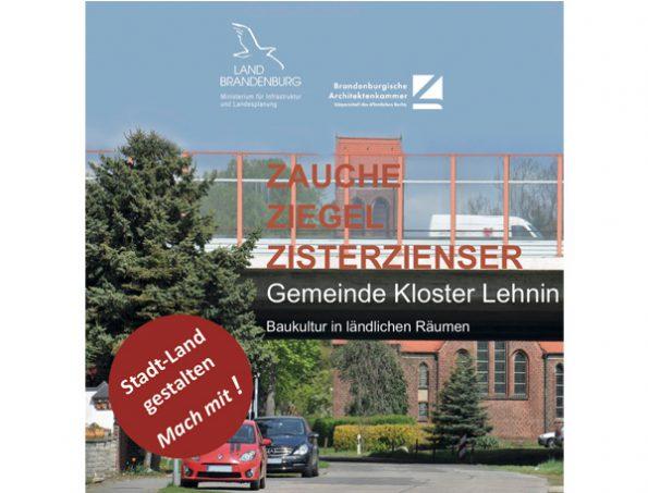 ZAUCHE.ZIEGEL.ZISTERZIENSER. Gemeinde Kloster Lehnin