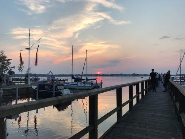 Sommerabend des Handwerks