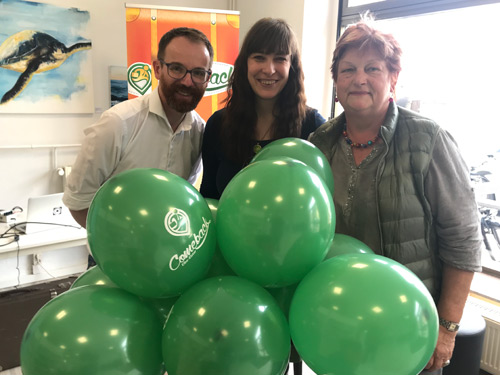 Eröffnung der neuen Coworking Space LUG2 in Herzberg/Elster am 21. Februar 2019. Eine sehr schön Idee! Reinschauen lohnt sich.