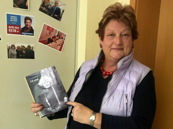 Kennen Sie Stine? - Buchlesung mit Barbara Hackenschmidt zum Internationalen Frauentag