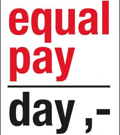 Für die Gleichberechtigung!
